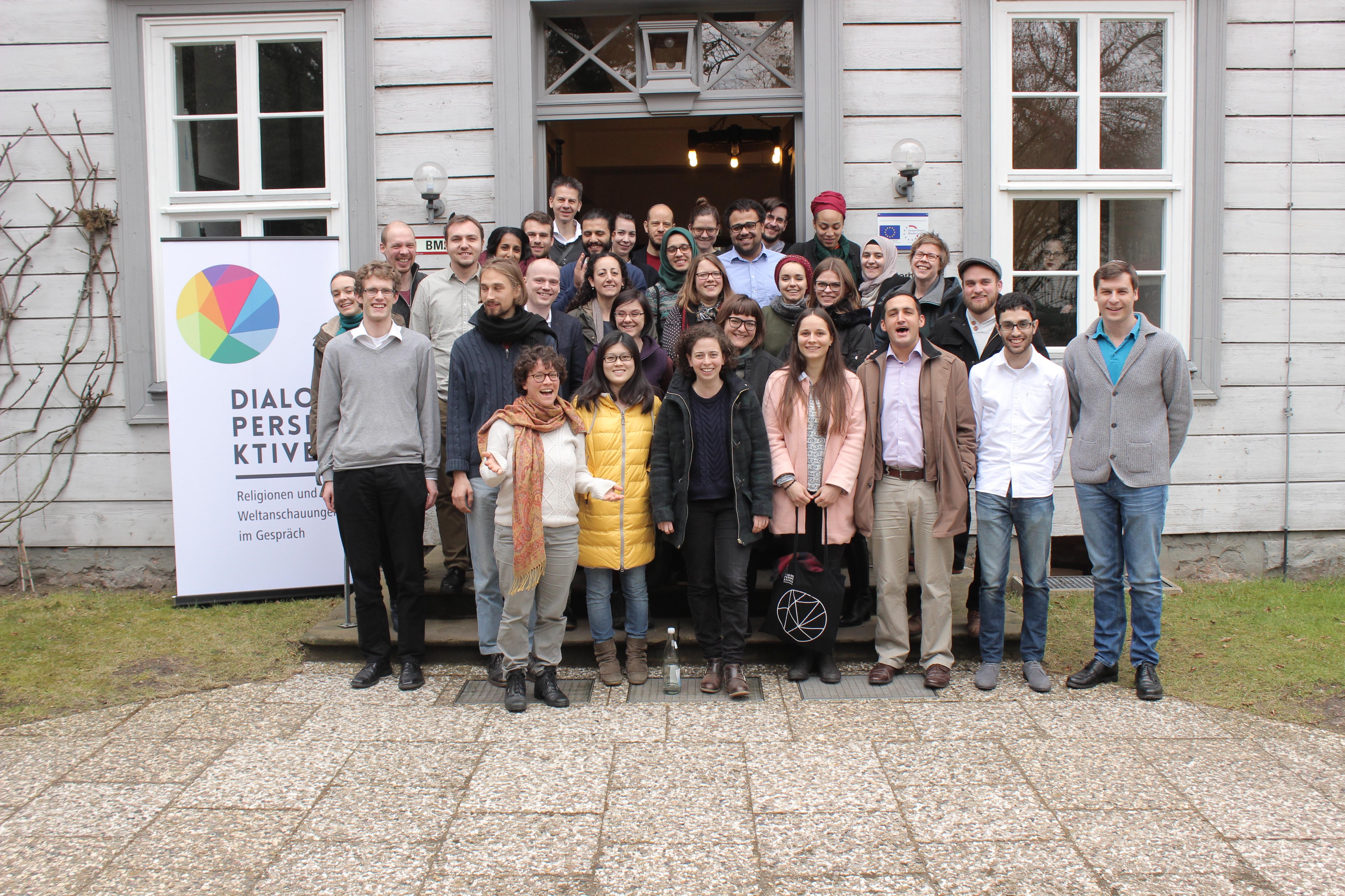 Gruppenbild der Teilnehmer_innen