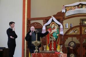 Priester Robert Rosa, Griechisch-Katholische Kirche Szczecin