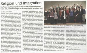 die Kirche (6/2016): Religion und Integration