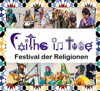 Faiths in tune Berlin