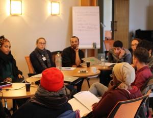 Herbstseminar 2016 &nadash; Arbeitsgruppe 2