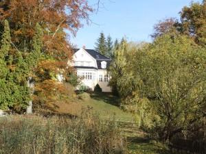 Der Schlüßhof im Herbst 2016