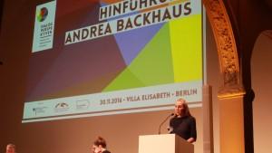 Andrea Backhaus