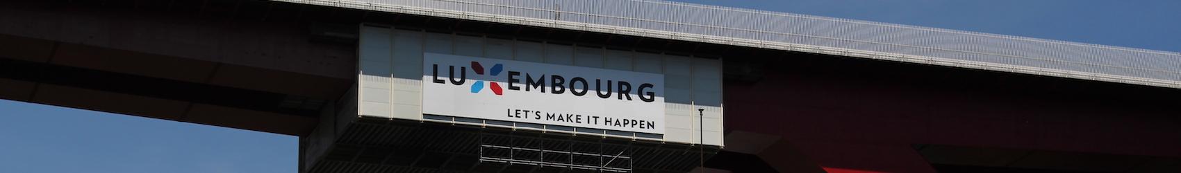 Luxemburg, Rote Brücke