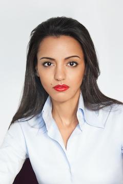 Sawsan Chebli (c) Sharon Back
