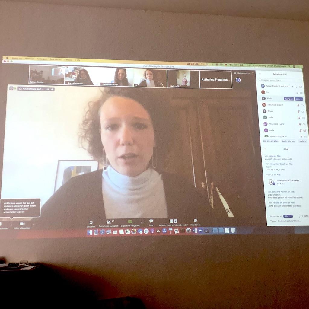 Vortrag Liz Lambert