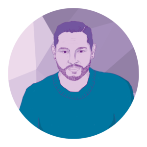 Gianni Jovanovic, Aktivist und Autor
