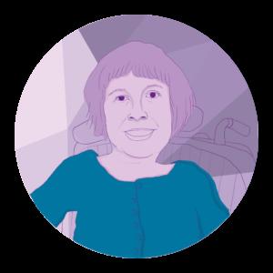 Anne Gersdorff, Aktivistin und Bildungsreferentin