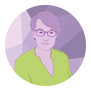 Sarah Grandke, Historikerin
