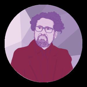 Prof. Dr. Ahmad Milad Karimi,  Islamwissenschaftler und Philosoph