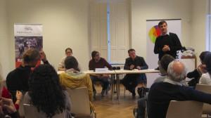 Tag 2: Vortrag mit Jan Kuhlbrodt